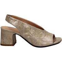 Zapatos Mujer Sandalias Salvador Ribes METAL PARKER stone