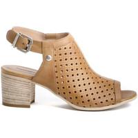 Zapatos Mujer Sandalias Nero Giardini E0 12290 D Marrón