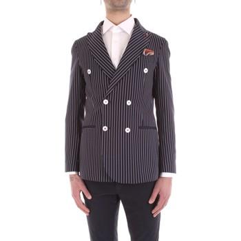 textil Hombre Chaquetas / Americana Mulish VESPA-GKS907 azul