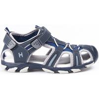 Zapatos Niño Sandalias de deporte Huran Sandalias  400120 Marino-Gris Azul