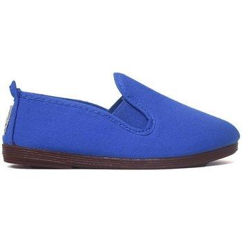 Zapatos Niños Pantuflas para bebé Javer Zapatillas Kunfú  55 Royal Azul