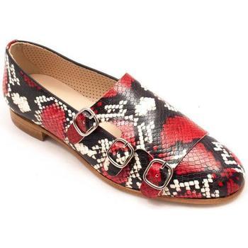 Zapatos Mujer Mocasín Calce 654 Multicolor