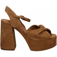 Zapatos Mujer Sandalias Vic NIZZA biscotto