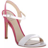 Zapatos Mujer Sandalias Gianni Marra CRISTALLO BIANCO Bianco