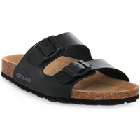Zapatos Mujer Zuecos (Mules) Grunland NERO 70SARA Nero