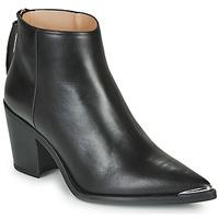 Zapatos Mujer Botines Unisa MIRTE Negro