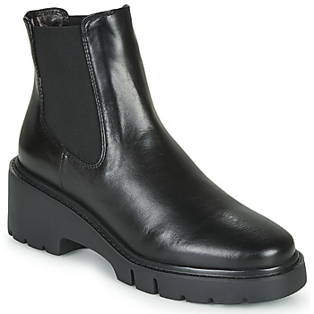 Zapatos Mujer Botas de caña baja Unisa JEROME Negro