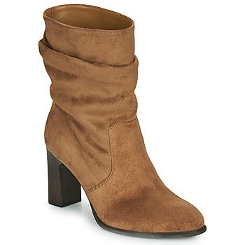 Zapatos Mujer Botines Unisa ULANO Beige