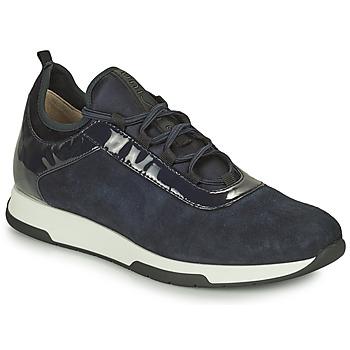 Zapatos Mujer Zapatillas bajas Unisa FONTS Marino