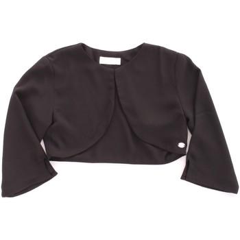 textil Niña Chaquetas de punto Byblos Blu BJ14937 negro