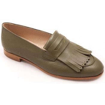 Zapatos Mujer Mocasín Calce 615 Verde