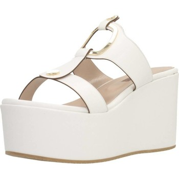 Zapatos Mujer Zuecos (Mules) Albano 4235 Blanco