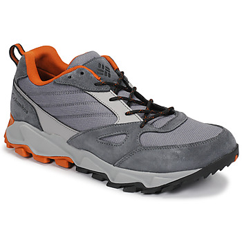 Zapatos Hombre Multideporte Columbia IVO TRAIL WATERPROOF Gris