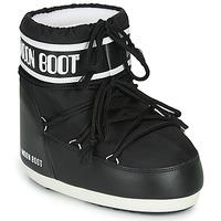 Zapatos Mujer Botas de nieve Moon Boot MOON BOOT CLASSIC LOW 2 Negro