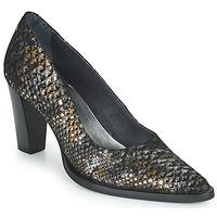 Zapatos Mujer Zapatos de tacón Myma  Negro / Oro