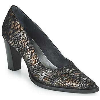 Zapatos Mujer Zapatos de tacón Myma KOLA Negro / Oro