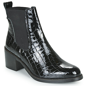 Zapatos Mujer Botines Myma KIOLI Negro