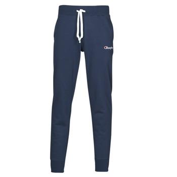 textil Hombre Pantalones de chándal Champion HEAVY COMBED COTTON Marino