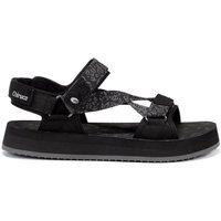 Zapatos Hombre Sandalias Chiruca Sandalias  Madeira 03 Negro