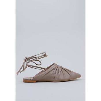 Zapatos Mujer Bailarinas-manoletinas Krack CHANGE Beige