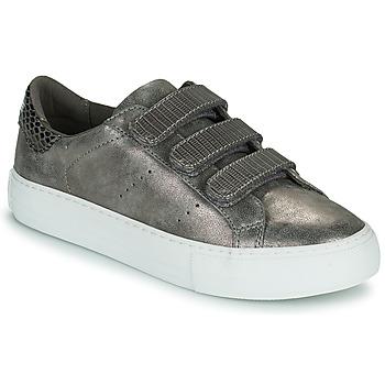 Zapatos Mujer Zapatillas bajas No Name ARCADE STRAPS Gris