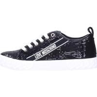 Zapatos Mujer Zapatillas bajas Love Moschino JA15283G0A Multicolore