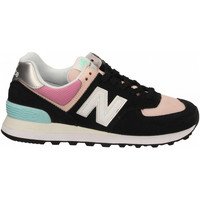 Zapatos Mujer Zapatillas bajas New Balance NB LIFESTYLE SUEDE/MESH blue