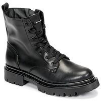 Zapatos Mujer Botas de caña baja Bullboxer 610504E6L_BKC Negro