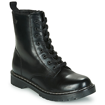 Zapatos Mujer Botas de caña baja MTNG 50192-C47638 Negro
