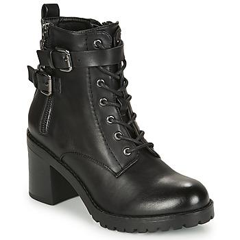 Zapatos Mujer Botines MTNG 58674-C50055 Negro