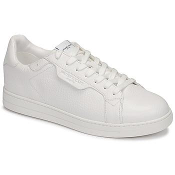 Zapatos Hombre Zapatillas bajas MICHAEL Michael Kors KEATING Blanco