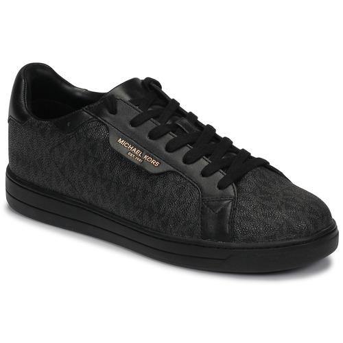 Zapatos Hombre Zapatillas bajas MICHAEL Michael Kors KEATING Negro