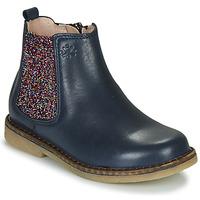 Zapatos Niña Botas de caña baja Acebo's 5274-MARINO-J Marino