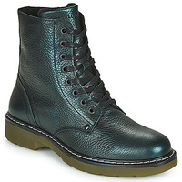 Zapatos Niña Botas de caña baja Bullboxer AOL501E6LGPETR Verde