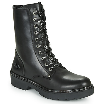 Zapatos Niña Botas de caña baja Bullboxer  Negro