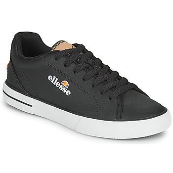 Zapatos Mujer Zapatillas bajas Ellesse TAGGIA LTHR Negro