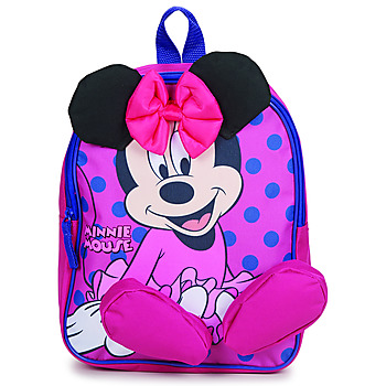 Bolsos Niña Mochila Disney BACKPACK MINNIE Rosa