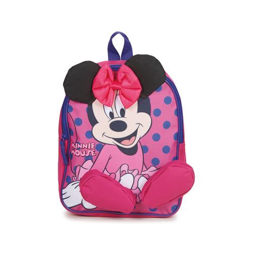 Bolsos Niña Mochila Disney BACKPACK MINNIE Rosa