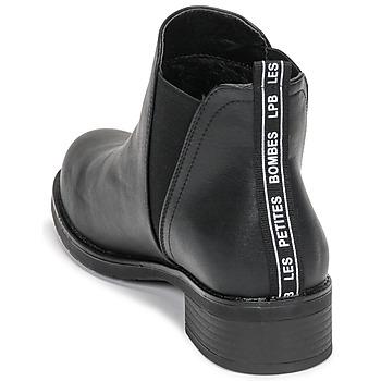 Les Petites Bombes AKINA Negro - Envío gratis |  - Zapatos Botas de caña baja Mujer 5995