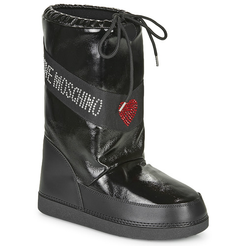 Zapatos Mujer Botas de nieve Love Moschino JA24022G1B Negro