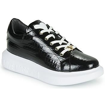 Zapatos Mujer Zapatillas bajas Love Moschino JA15494G0B Negro