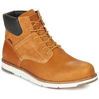 Zapatos Hombre Botas de caña baja Levi's JAX PLUS Marrón