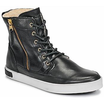 Zapatos Mujer Zapatillas altas Blackstone CW96 Negro