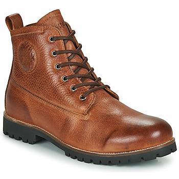 Zapatos Hombre Botas de caña baja Blackstone OM60 Marrón