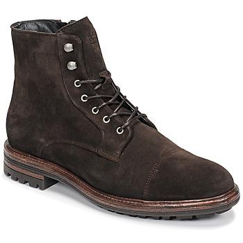Zapatos Hombre Botas de caña baja Blackstone UG20 Negro