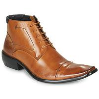Zapatos Hombre Botas de caña baja Kdopa KYRIAKOS Camel