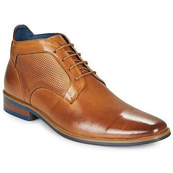 Zapatos Hombre Botas de caña baja Kdopa BRINO Camel