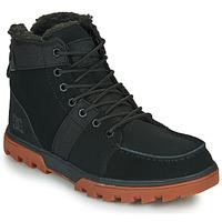 Zapatos Hombre Botas de caña baja DC Shoes WOODLAND Negro