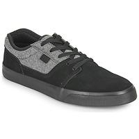 Zapatos Hombre Zapatillas bajas DC Shoes TONIK SE Negro / Gris