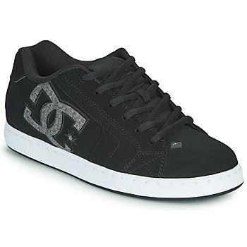 Zapatos Hombre Zapatillas bajas DC Shoes NET Negro / Gris